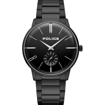 POLICE Puno Black Stainless