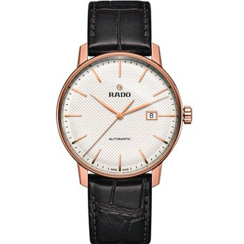 RADO Coupole Classic Automatic Brown Leather Strap