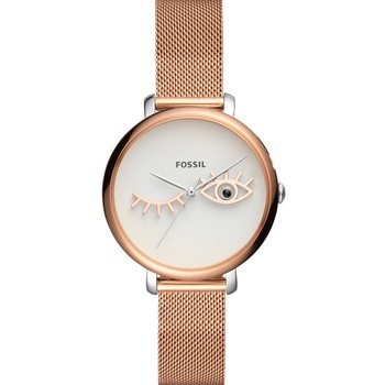 FOSSIL Jacqueline Rose Gold