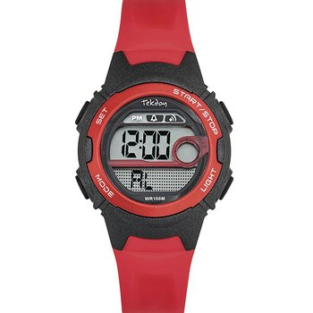TEKDAY Chronograph Red