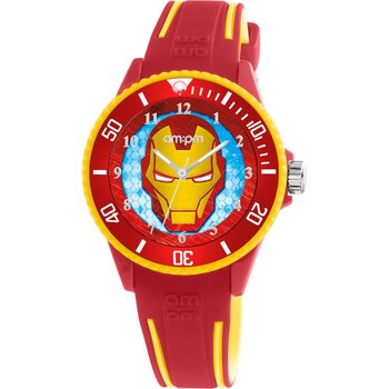 AM:PM Marvel Ironman Red
