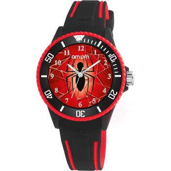 AM:PM Marvel Spiderman Black