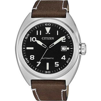 CITIZEN Automatic Brown