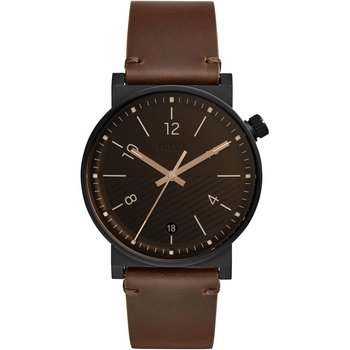 FOSSIL Barstow Brown Leather