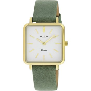 OOZOO Vintage Green Leather