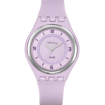 TEKDAY Ladies Purple Plastic