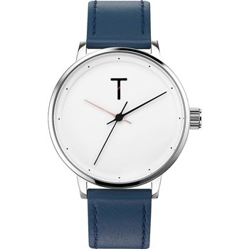 TYLOR Dank Blue Leather Strap