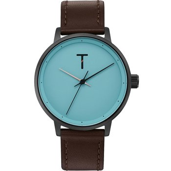 TYLOR Dank Brown Leather Strap