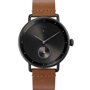 TYLOR Retro Brown Leather Strap