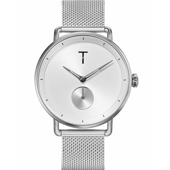 TYLOR Retro Silver Stainless