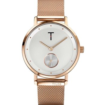 TYLOR Hoola Rose Gold Stainless Steel Bracelet
