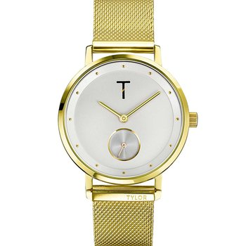 TYLOR Hoola Gold Stainless Steel Bracelet