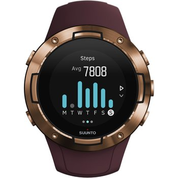 SUUNTO 5 Burgundy Copper with