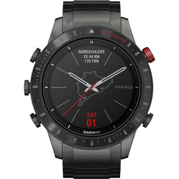 GARMIN MARQ Driver Edition with Hybrid Black Bracelet