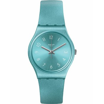 SWATCH So Blue Silicone Strap