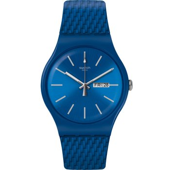 SWATCH Bricablue Blue