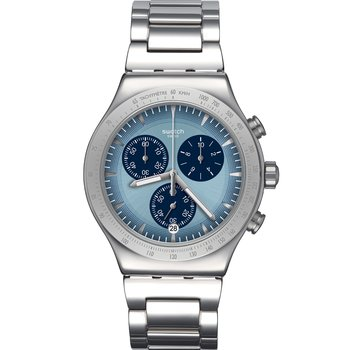 SWATCH Sky Icon Silver