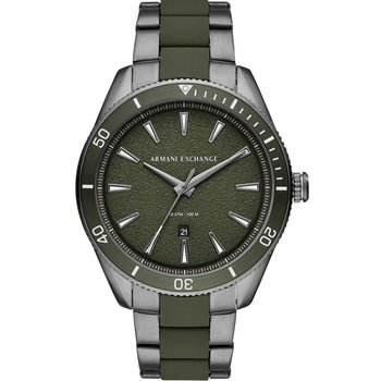 ARMANI EXCHANGE Mens Two Tone