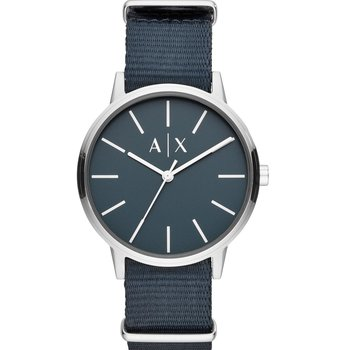 ARMANI EXCHANGE Mens Blue