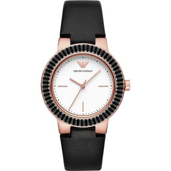 Emporio ARΜΑΝΙ Ladies Black