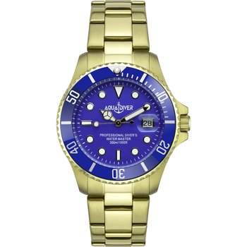 AQUADIVER Water Master Gold
