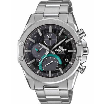 CASIO Edifice Solar Dual Time