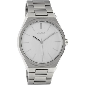 OOZOO Timepieces Silver