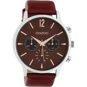 OOZOO Timepieces Bordeaux