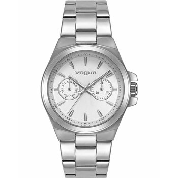 VOGUE Geneva Silver Stainless