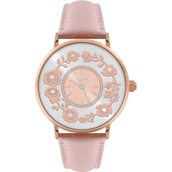 FERENDI Flare Pink Leather Strap