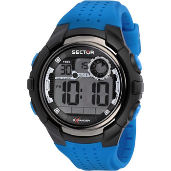 SECTOR EX-34 Chronograph Blue