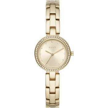 DKNY City Link Crystals Gold