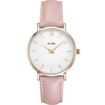CLUSE Minuit Pink Leather