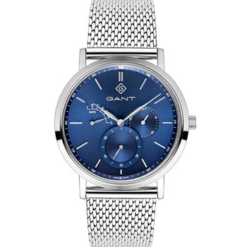 GANT Ashmont Silver Stainless