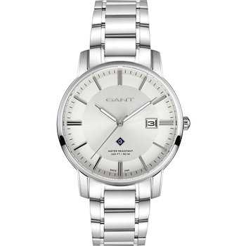 GANT Oldham Silver Stainless
