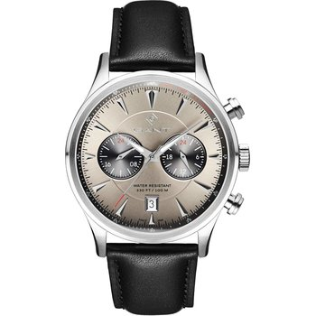 GANT Spencer Dual Time Black