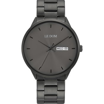 LE DOM Maxim Grey Stainless