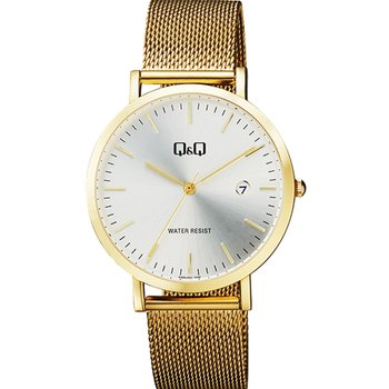Q&Q Gold Stainless Steel