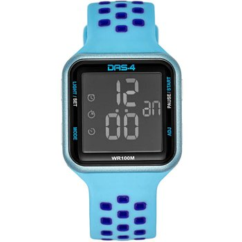 DAS.4 watch LD18 Blue LCD