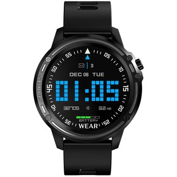 DAS.4 Smartwatch Black SG14