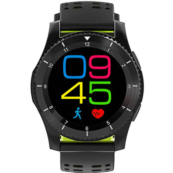 DAS.4 Smartwatch Black /