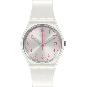 SWATCH Pearlazing White
