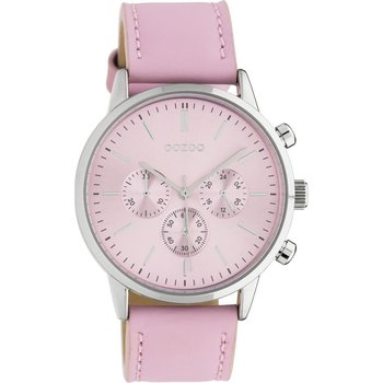 OOZOO Timepieces Pink Leather