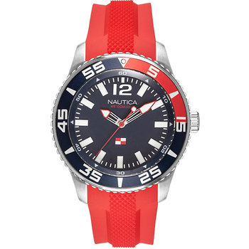 NAUTICA Pacific Beach Red
