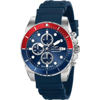 SECTOR 450 Chronograph Blue