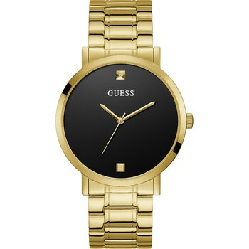 GUESS Crystals Gold Stainless Steel Bracelet