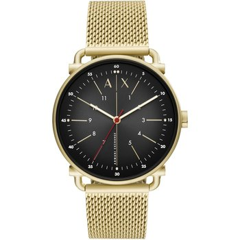 ARMANI EXCHANGE Rocco Gold Stainless Steel Bracelet