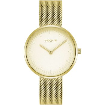 VOGUE Lucky Gold Stainless Steel Bracelet