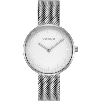 VOGUE Lucky Silver Stainless Steel Bracelet