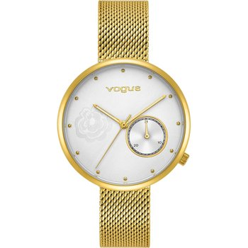 VOGUE Fiore Gold Stainless Steel Bracelet